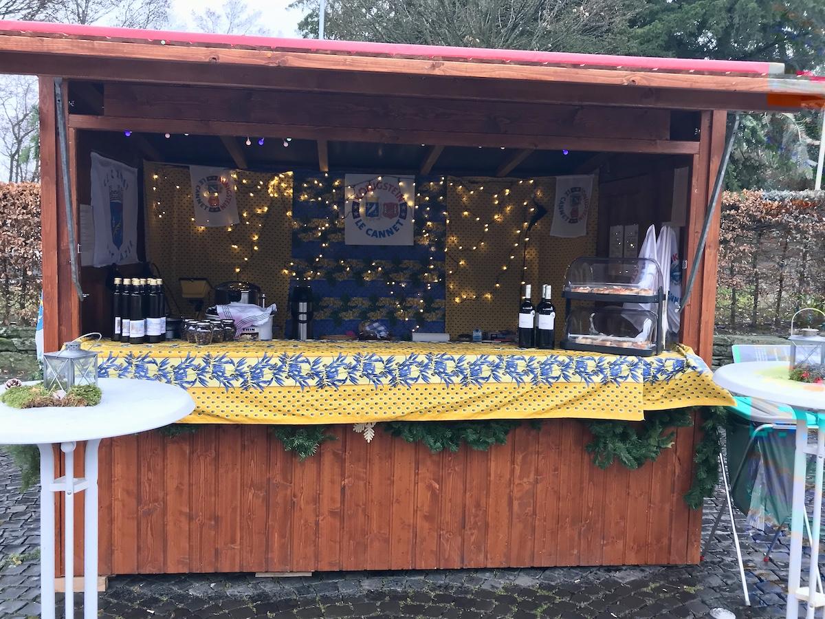 weihnachtsmarkt in königstein taunus